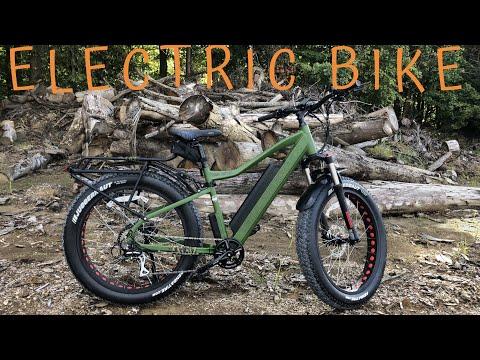 Electric Hunting Bike | Electric Bike Review