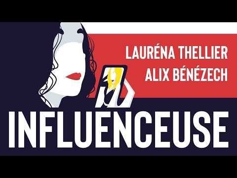 Alix Bénézech dans le film INFLUENCEUSE