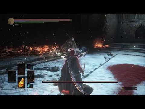 OP Sellsword Twinblades / Dex Build VS Sister Friede - Dark