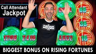 🎰 Doubling Up 4X For Biggest Rising Fortune Bonus 🎰