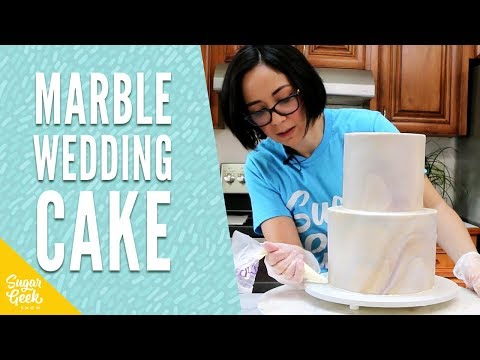 how-to-cover-a-cake-in-marbled-fondant