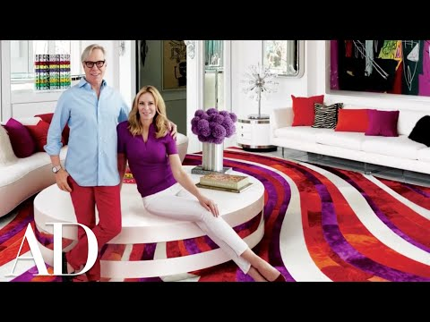 Tommy Hilfiger Gives a Tour of His Miami Fun House | Architectural Digest