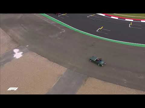 F1: LIVE at the 2019 British Grand Prix