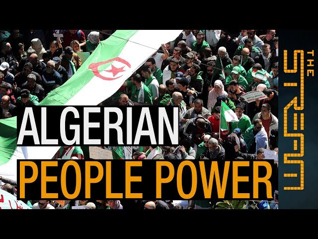 ???????? How is Algeria's popular movement changing the country? | The Stream