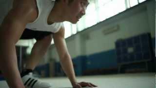 Adidas Wushu - adidas is all in