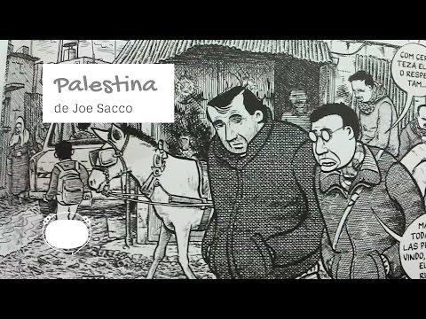 Odisseia Sem Espaço - 01 - Palestina, Joe Sacco
