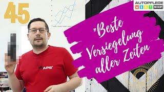 """Die beste Versiegelung aller Zeiten"""
