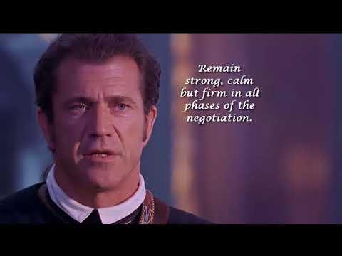The Patriot: Negotiation