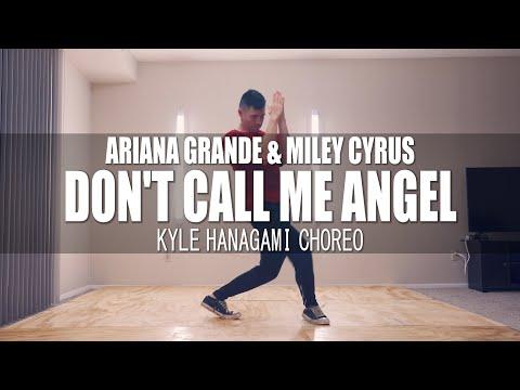 DON'T CALL ME ANGEL - Ariana Grande    Kyle Hanagami Choreo    Vinh Vu Cover