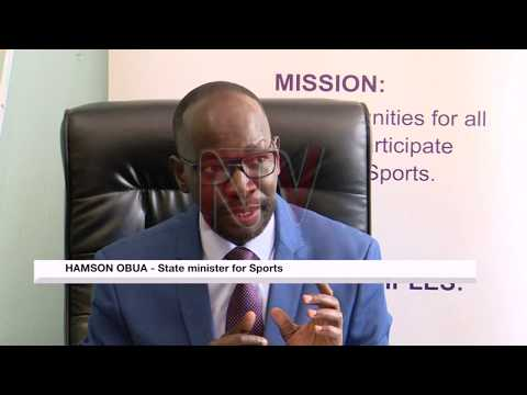 New sports minister tours Lugogo sports complex