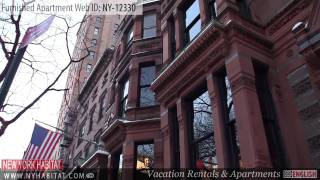 preview picture of video 'New York City - Video tour of a furnished apartment on Park Avenue South (Midtown East, Manhattan)'