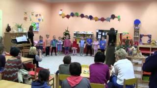 preview picture of video 'Vánoční besídka ve školce Hvězdička Varnsdorf 1/2'