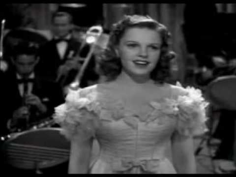 On the Sunny Side of the Street (1942) (Song) by Judy Garland