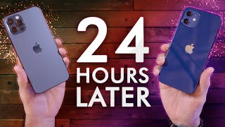 Apple iPhone 12 vs Apple iPhone 12 Pro Review: 24 Hours Later