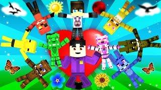 Minecraft - FNAF World REMASTERED - Night 1