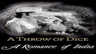A Throw Of Dice Hindi Full Movie   Silent Indian Film  Classic Hindi Movies