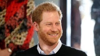 video: Happy 35th birthday, Prince Harry – you've moved demographic box!