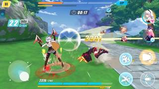Honkai Impact 3(崩壊3rd) - Urgent Mission 25 - Serval