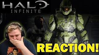 "Halo Infinite ""Discover Hope"" Trailer - EMOTIONAL Reaction!"
