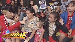 It's Showtime: Vice Ganda and his future inaanak