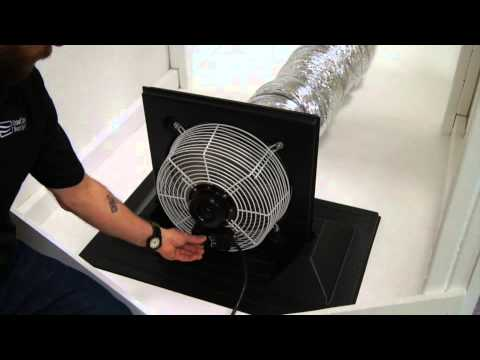 Portable Fan Exhaust System – Information