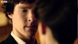 12 Days of Sherlock - Day 6 - The Iceman, The Virgin and The Dominatrix - BBC