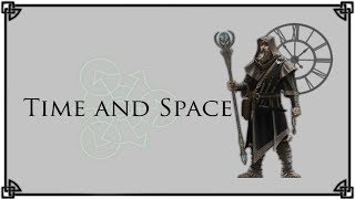 Skyrim SE Mods: Magic of Time and Space