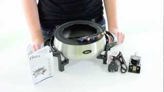 Oster Three-Quart Fondue Pot | Review