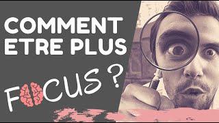 #Focus : Et si votre FOCUS déterminait votre réalité ?