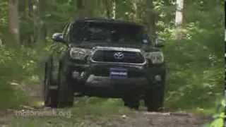 Road Test: 2013 Toyota Tacoma
