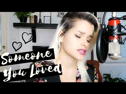 """Cover of """"Somebody You Loved"""" by Lewis Capaldi."""