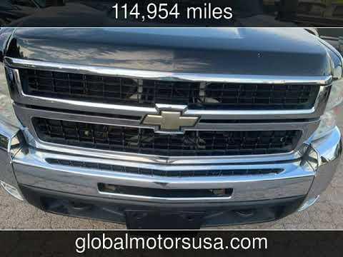 2007 Chevrolet Silverado 2500 LT Used Cars - Gainesville,GA - 2019-10-14