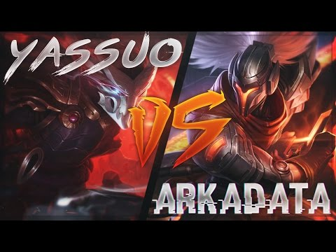 最強犽宿PK Yassuo vs ArKaDaTa