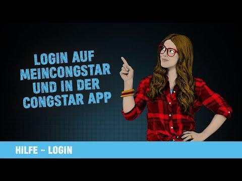 Hilfe-Video: Login auf meincongstar und in der congstar App