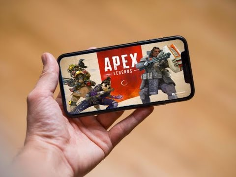 APEX LEGENDS MOBILE CONFIRMED ! COMING TO ANDROID & IOS