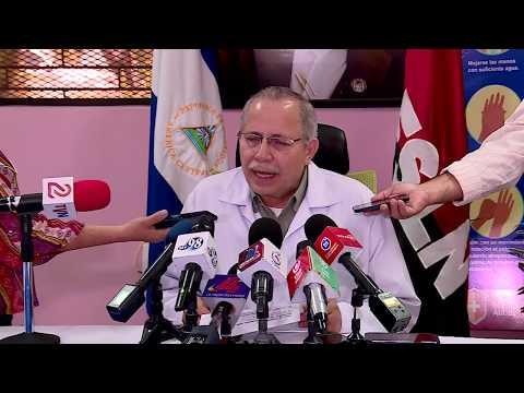 En Nicaragua se mantienen 3 casos confirmados de coronavirus estables