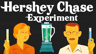 Hershey and Chase Experiment-Finding the genetic material (T2 bacteriophage)