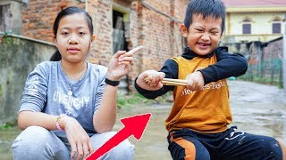 Trò Chơi Câu Chuyện Bó Đũa -- Bé Nhím Tv - Đồ Chơi Trẻ Em Thiếu Nhi