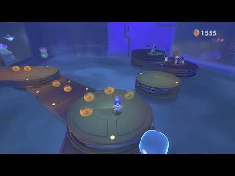 Gameplay 1 de Astro's Playroom