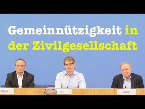 Pressekonferenz der Zivilgesellschaft