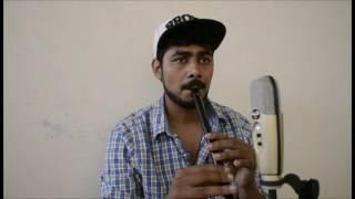 Nucleya- Bass Rani- Aja  Ft Avneet Khurmi & Guri Gangsta - Flute cover by Nikhil Gosavi