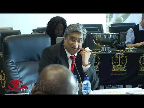 SA Eastern Cape HC - JSC Interview of Adv M S Rugunanan – Judges Matter (October 2019)