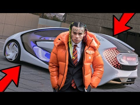 9 Expensive Items The Fed's Confiscated From 6ix9ine...