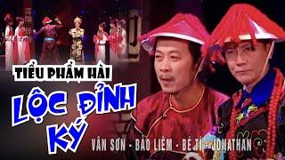 VÂN SƠN Down Under | NHẠC CẢNH HÀI LỘC ĐỈNH KÝ | Vân Sơn & Bảo Liêm , Bé Ti