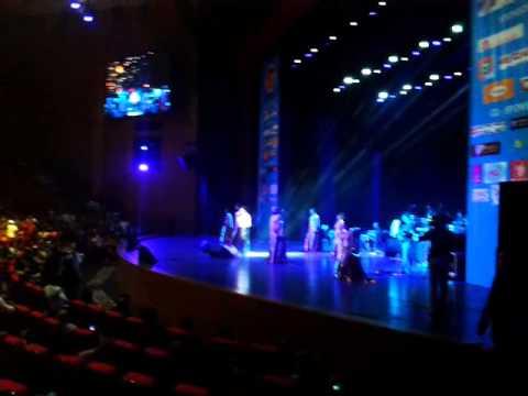 Sonu Nigam Concert - Moscow (19) (видео)