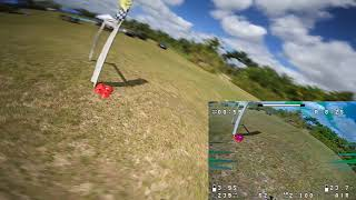 FPV Racing or: How I Learned to Stop Worrying About Smashing Drones