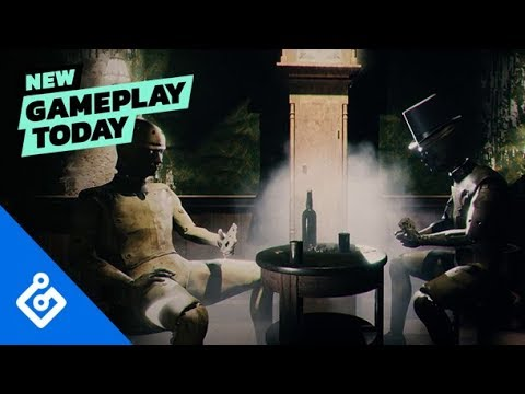 New Gameplay Today – Layers Of Fear 2 thumbnail