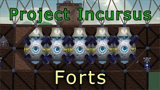 Nuclear Powered Airships - Forts Multiplayer 2v2 [49]