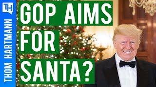 Exposing Republican's Malicious Christmas Plans