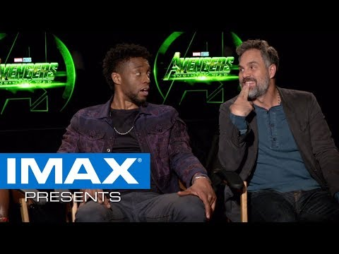 Avengers: Infinity War Avengers: Infinity War (Featurette 'IMAX Presents - The Cast')